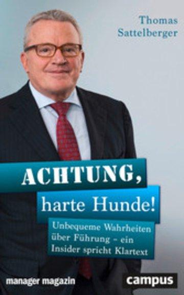 eBook Achtung, harte Hunde! Cover