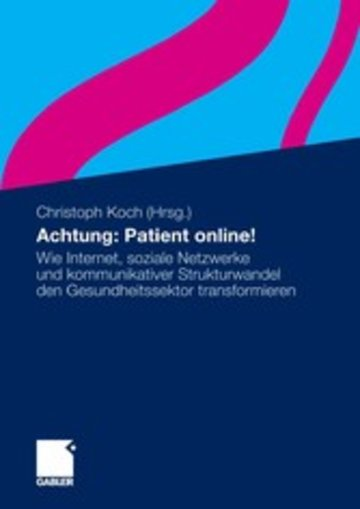 eBook Achtung: Patient online! Cover