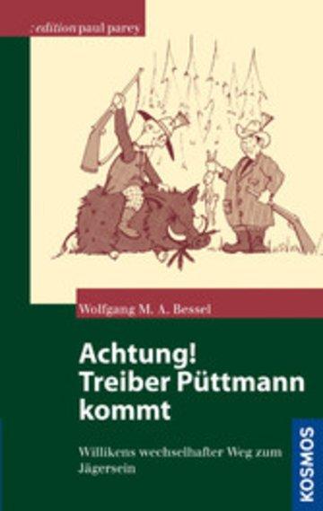eBook Achtung! Treiber Püttmann kommt Cover