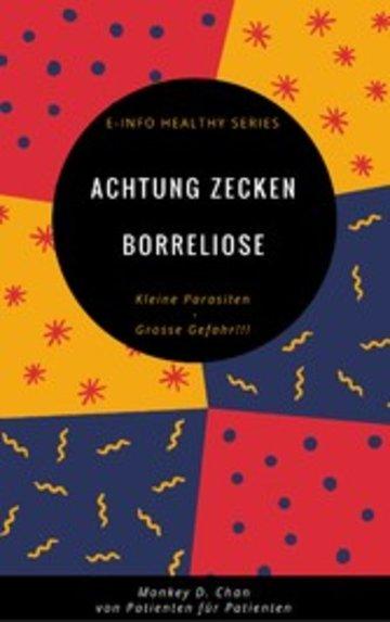 eBook Achtung Zecken Borreliose Cover