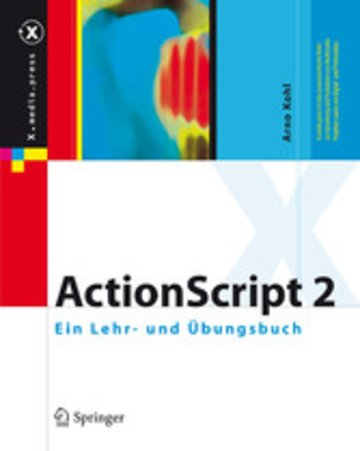 eBook ActionScript 2 Cover