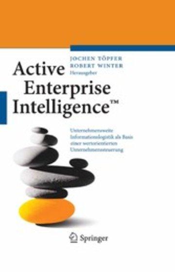 eBook Active Enterprise Intelligence™ Cover