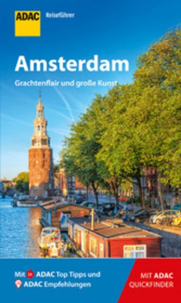 eBook ADAC Reiseführer Amsterdam Cover