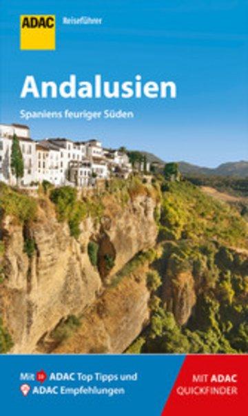 eBook ADAC Reiseführer Andalusien Cover