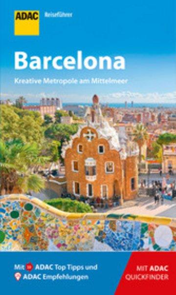 eBook ADAC Reiseführer Barcelona Cover