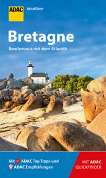 eBook ADAC Reiseführer Bretagne Cover
