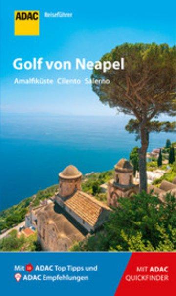 eBook ADAC Reiseführer Golf von Neapel Cover