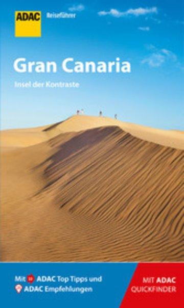 eBook ADAC Reiseführer Gran Canaria Cover