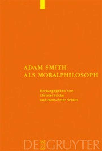 eBook Adam Smith als Moralphilosoph Cover