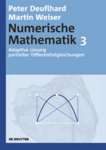 eBook Adaptive Lösung partieller Differentialgleichungen Cover