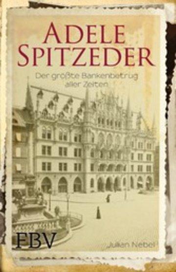 eBook Adele Spitzeder Cover
