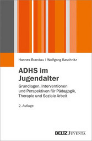 eBook ADHS im Jugendalter Cover