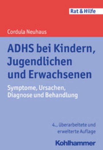 eBook ADHS bei Kindern, Jugendlichen und Erwachsenen Cover