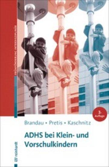 eBook ADHS bei Klein- und Vorschulkindern Cover