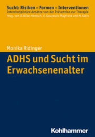 eBook ADHS und Sucht im Erwachsenenalter Cover