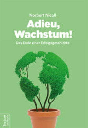 eBook Adieu, Wachstum! Cover