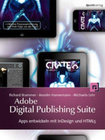 eBook Adobe Digital Publishing Suite Cover