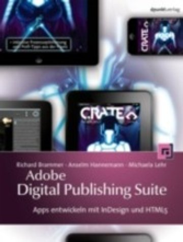 eBook Adobe Digital Publishing Suite Cover
