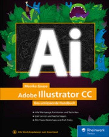 eBook Adobe Illustrator CC Cover