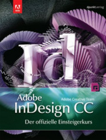 eBook Adobe InDesign CC - der offizielle Einsteigerkurs Cover