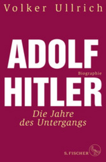 eBook Adolf Hitler Cover