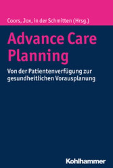 eBook Advance Care Planning Cover