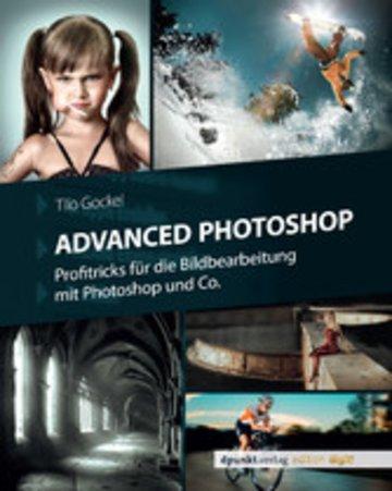eBook Advanced Photoshop Cover