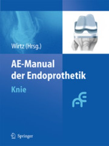 eBook AE-Manual der Endoprothetik Cover