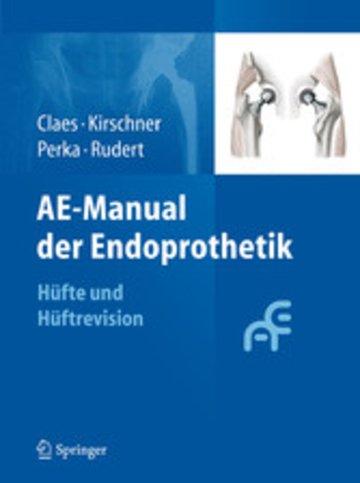 eBook AE-Manual der Endoprothetik Cover