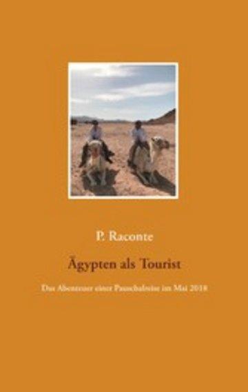 eBook Ägypten als Tourist Cover