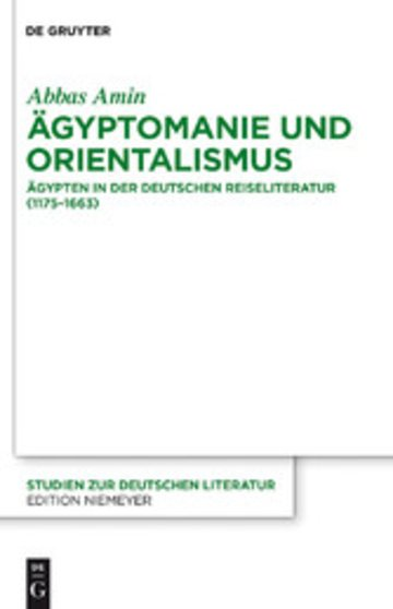 eBook Ägyptomanie und Orientalismus Cover
