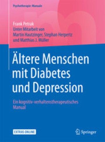 eBook Ältere Menschen mit Diabetes und Depression Cover