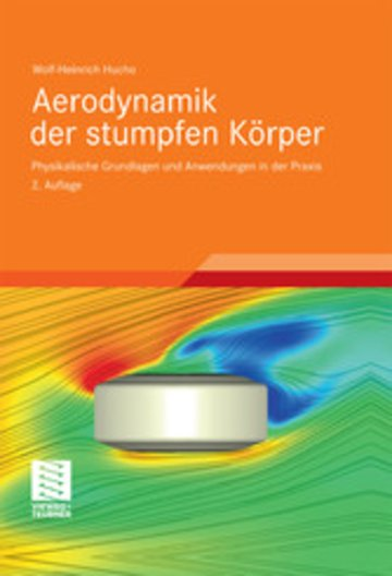eBook Aerodynamik der stumpfen Körper Cover
