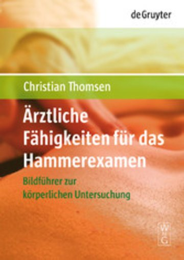 eBook Ärztliche Fähigkeiten für das Hammerexamen Cover