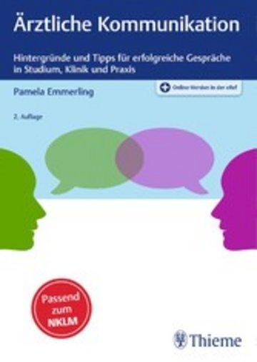 eBook Ärztliche Kommunikation Cover