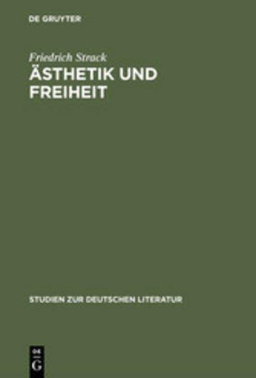 eBook Ästhetik und Freiheit Cover
