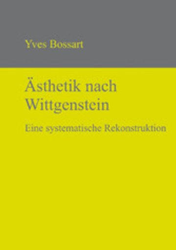 eBook Ästhetik nach Wittgenstein Cover
