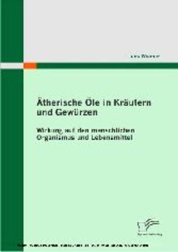 eBook Ätherische Öle in Kräutern und Gewürzen Cover