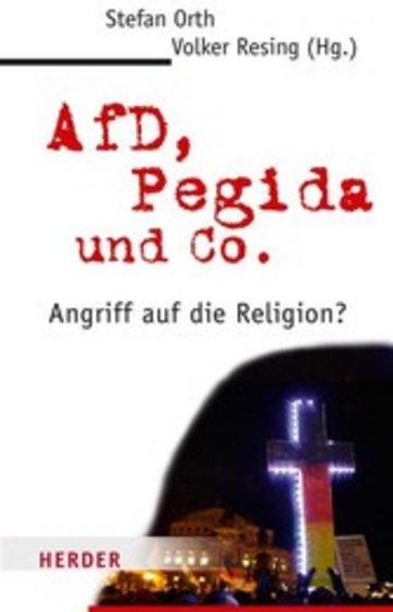 eBook AfD, Pegida und Co. Cover