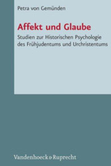 eBook Affekt und Glaube Cover