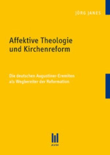 eBook Affektive Theologie und Kirchenreform Cover