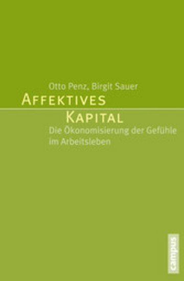 eBook Affektives Kapital Cover