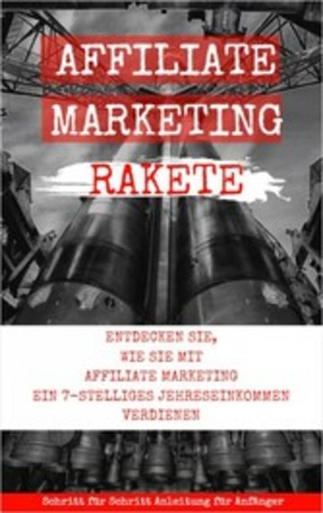 eBook Affiliate Marketing Rakete Cover