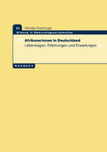 eBook Afrikanerinnen in Deutschland Cover