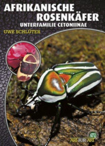 eBook Afrikanische Rosenkäfer Cover