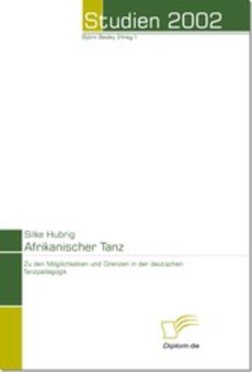 eBook Afrikanischer Tanz Cover