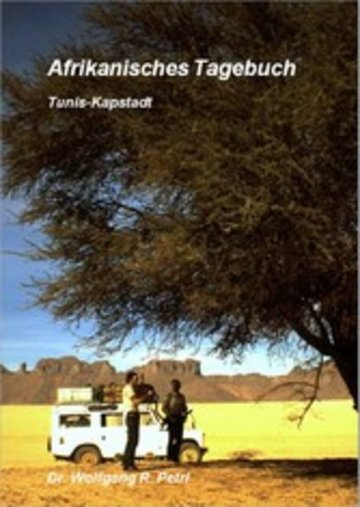 eBook Afrikanisches Tagebuch Tunis - Kapstadt Cover