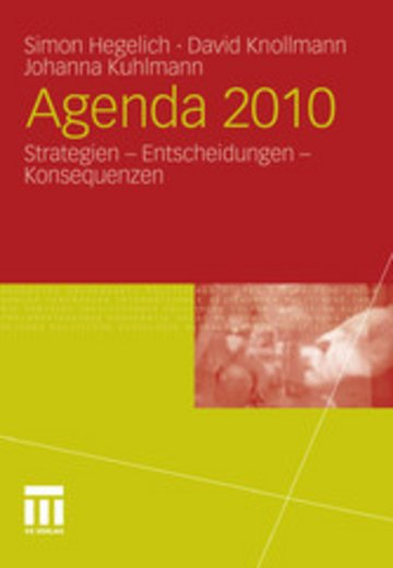 eBook Agenda 2010 Cover
