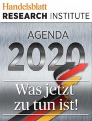 eBook Agenda 2020 - Was jetzt zu tun ist! Cover