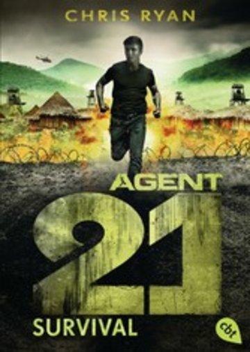 eBook Agent 21 - Survival Cover